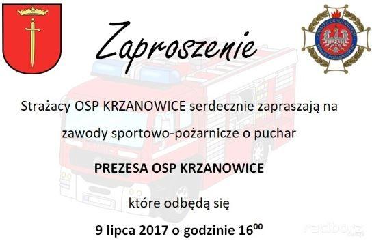 osp krzanowice