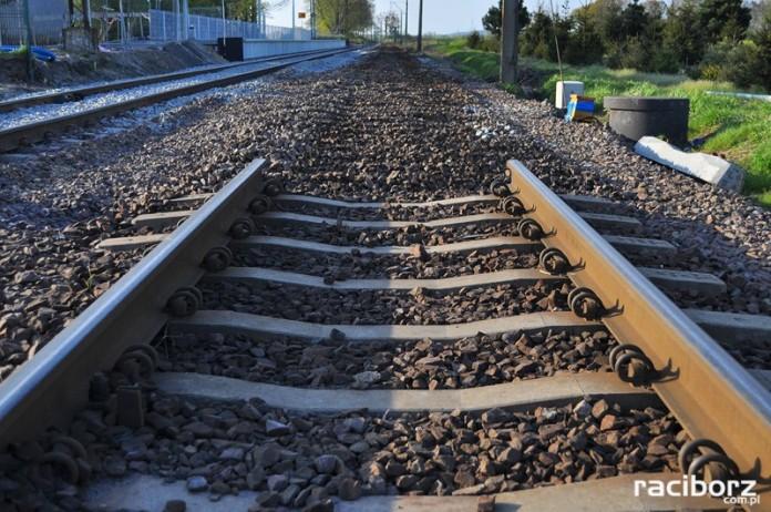 Prace na linii kolejowej