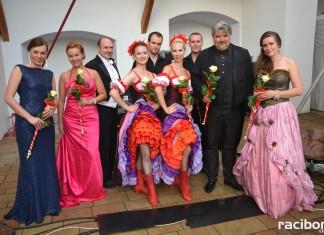 Gala operetkowa Zamek Racibórz