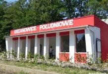 Krzanowice PKP
