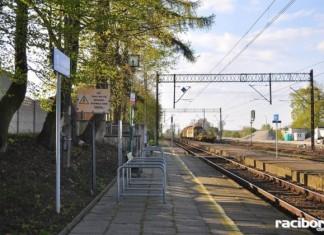 Krzyżanowice linie kolejowe