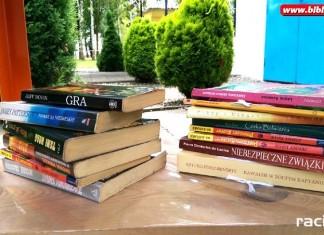 letnie ksiazkobranie biblioteka raciborz