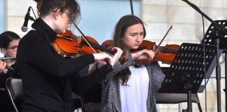 mlodziezowa orkiestra deta rck raciborz