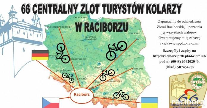 """""""66 Centralny Zlot Turystów Kolarzy PTTK"""