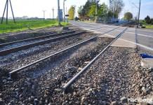 remont linia kolejowa 151