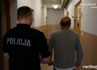 Policja Racibórz: Włamywacz złapany na gorącym uczynku dzięki reakcji sąsiada