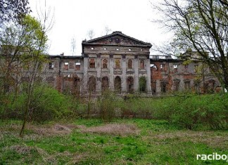 zamki i palace gminy rudnik