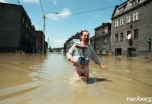 Powódź Racibórz 1997