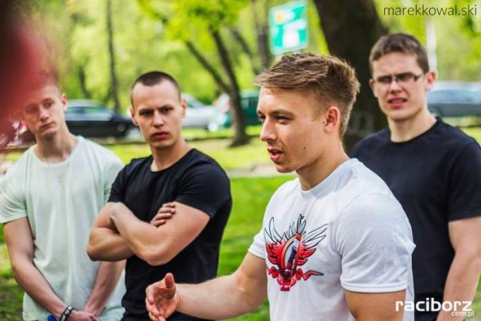 dawid lomnicki street workout raciborz