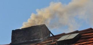 jakość powietrza w Raciborzu pażdziernik 2018