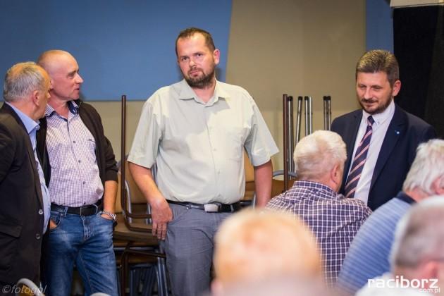Krzanowice: Spotkanie w sprawie budowy kanalizacji