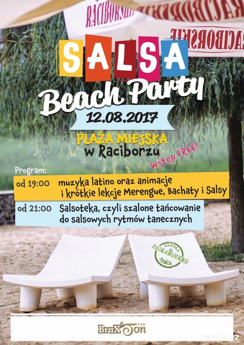 salsa beach party raciborz