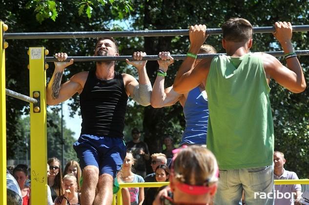 silesian bar war street workout raciborz