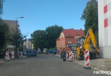 Remont Klasztornej Racibórz