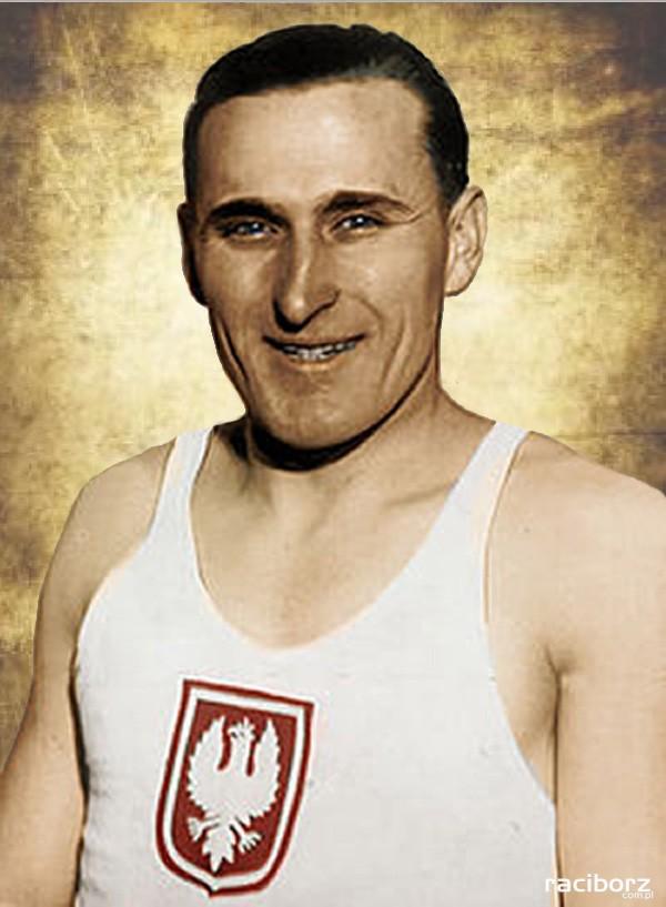 Janusz Kusociński (fot. archiwum szkoły)