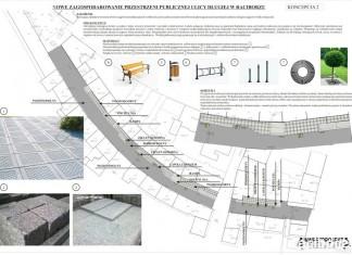 Magistrat przedstawił koncepcje przebudowy ul. Długiej