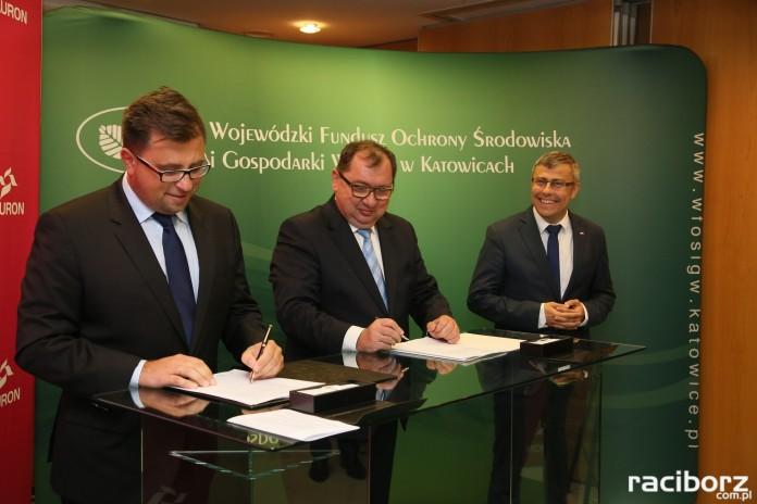 WFOŚiGW w Katowicach: Podpisanie umów z TAURONem