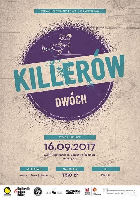 killerow dwoch rck