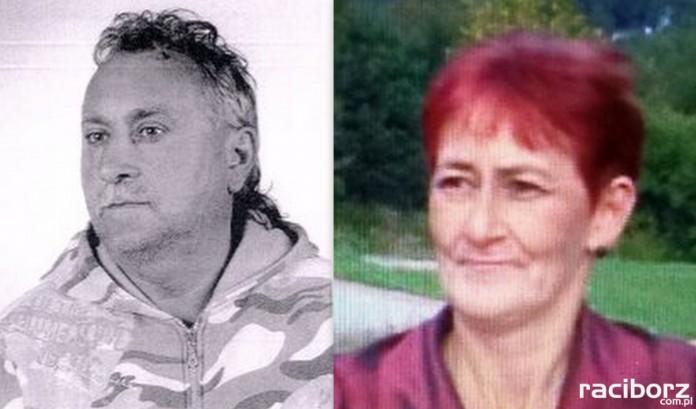 Policja Racibórz, zaginieni: Józef Brzezny, Kornelia Szymiczek
