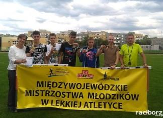 Międzywojewódzkie Mistrzostwa Młodzików w Lekkiej Atletyce