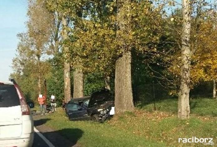 Droga Racibórz - Babice wypadek