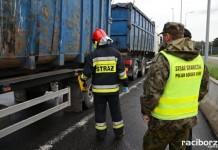 Niebezpieczne odpady ujawnione na autostradzie A1