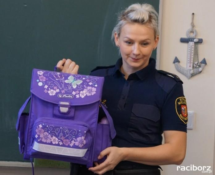 Strażnicy Miejscy uczą dzieci bezpieczeństwa