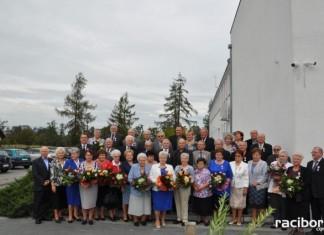 Jubileusz 50-lecia Pożycia Małżeńskiego w Kuźni Raciborskiej