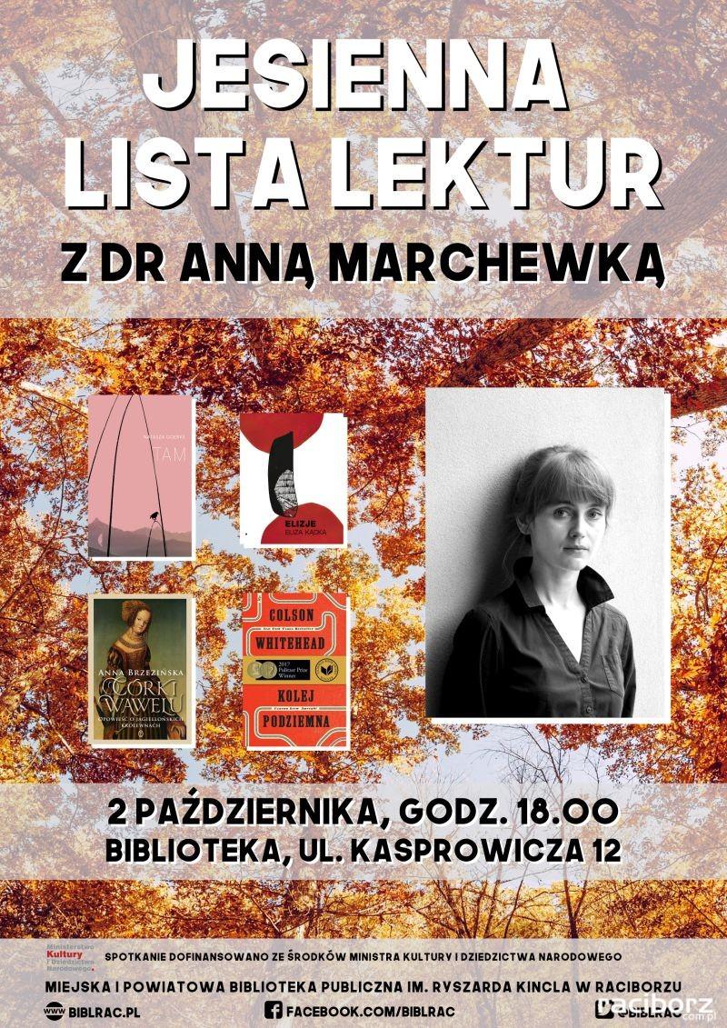biblioteka raciborz dr anna marchewka