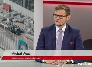 Michał Woś o wyłudzeniach VAT i aferze reprywatyzacyjnej w Warszawie