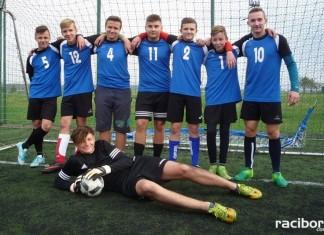 Gminne Igrzyska Młodzieży Szkolnej w piłce nożnej chłopców