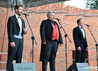 Koncert trzech tenorów na Zamku Piastowskim