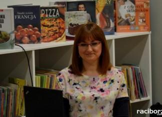 Blogerka kulinarna czarowała gości w bibliotece w Nędzy
