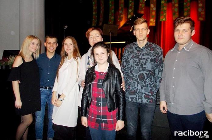 Zespół wokalny Miraż.