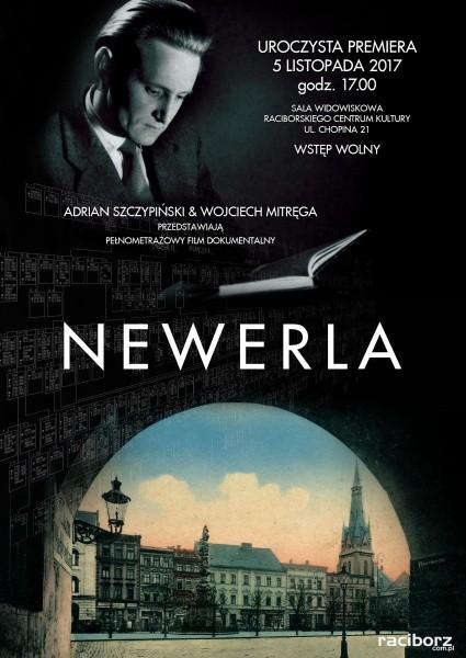 """5 listopada odbędzie się premiera filmu """"Newerla"""""""