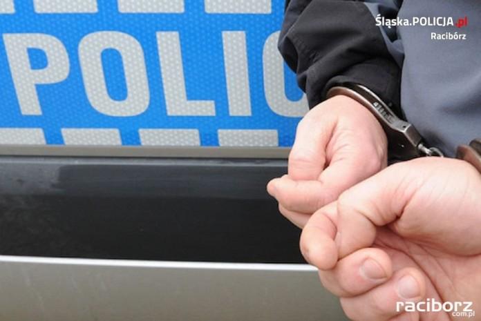 Kuźnia Raciborska: 38-letni włamywacz w rękach policji