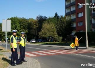 """Policja Racibórz: Akcja """"Piesi"""""""