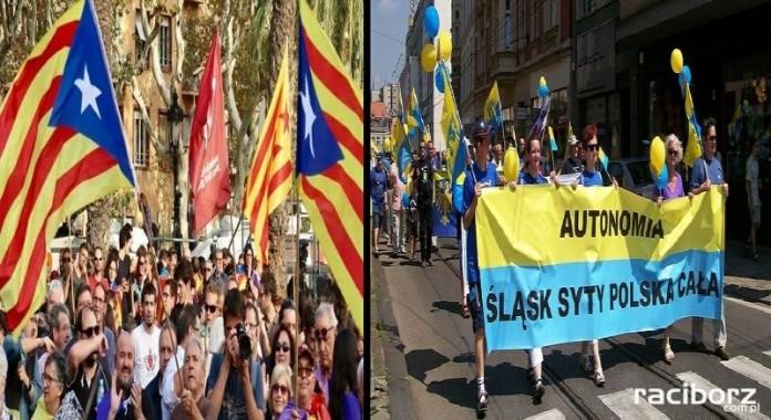 Śląscy autonomiści solidaryzują się Katalonią