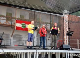Piotr Armatys z PTTK Racibórz nagrodzony za zasługi dla rozwoju turystyki