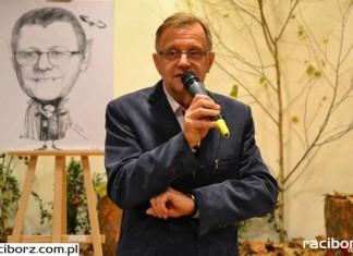 """""""Z uśmiechem, ale i do bólu"""" - promocja książki Zbigniewa Woźniaka"""
