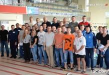 Wojewódzkie Mistrzostwa Policji w Pływaniu. Funkcjonariusz z Raciborza na podium