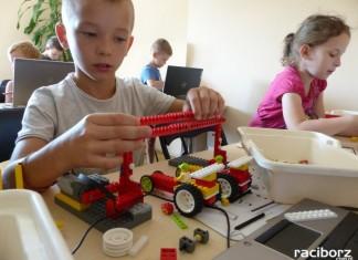 Robotyka LEGO w bibliotece. Zapisy tylko do końca listopada