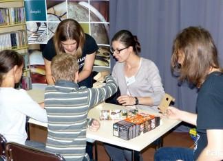 Biblioteka Racibórz: Klub Gier Planszowych