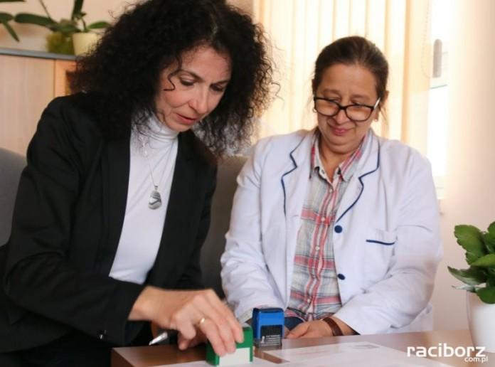 Współpraca I LO ze Szpitalem w Raciborzu. W ogólniaku ma powstać klasa medyczna