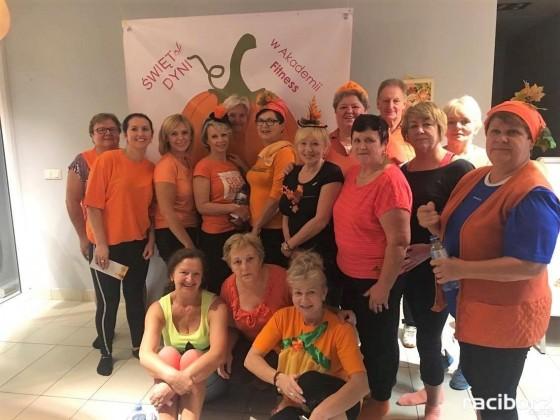 Pomarańczowy Dzień Dyni w Akademii Fitness