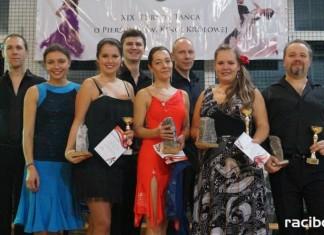 Sukcesy tancerzy z RCK na turniejach w Raciborzu i Bochni