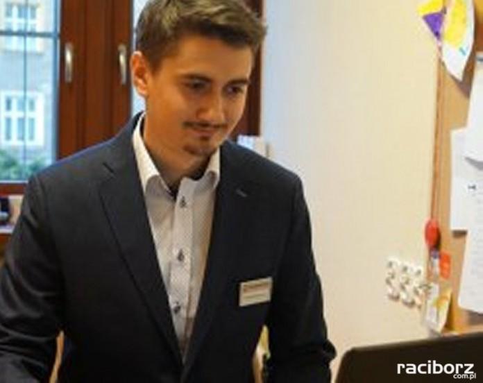 Wojciech Hipnarowicz został nowym kierownikiem Referatu Przedsiębiorczości i Obsługi Inwestora w Wydziale Rozwoju raciborskiego magistratu