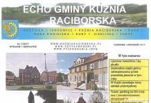 """""""Echo Gminy Kuźnia Raciborska"""". Nowa gazeta już dostępna dla mieszkańców"""