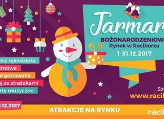Wielkie gotowanie, zimowe kino i jarmark bożonarodzeniowy kończą 800-lecie Raciborza