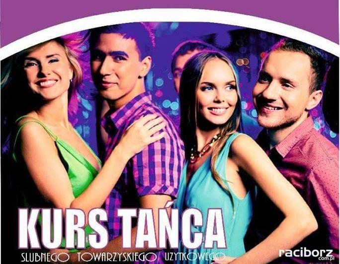Taniec towarzyski - kurs w Kuźni Raciborskiej